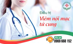 Điều trị viêm nội mạc tử cung
