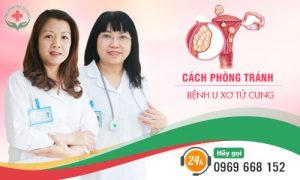 chữa u xơ tử cung