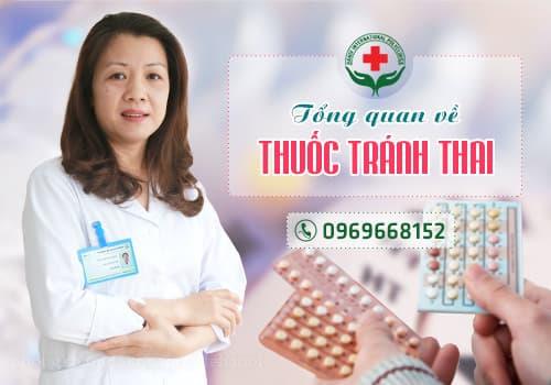 tổng quan thuốc tránh thai