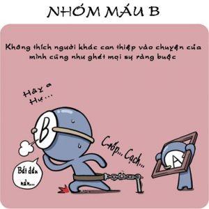 Nhóm máu B