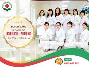 phòng khám phụ khoa uy tín ở Hà Nội