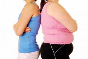bệnh béo phì ở phụ nữ