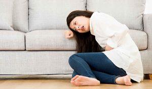 đau bụng dưới dấu hiệu mang thai