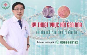 Chữa bệnh lậu bằng phương pháp DNA