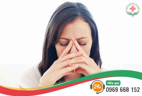 Khí hư có mùi khắm là bệnh gì?