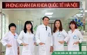 bác sĩ khám thai giỏi ở hà nội