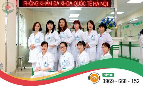 Địa chỉ chữa bệnh viêm nhiễm phụ khoa uy tín tại Hà Nội