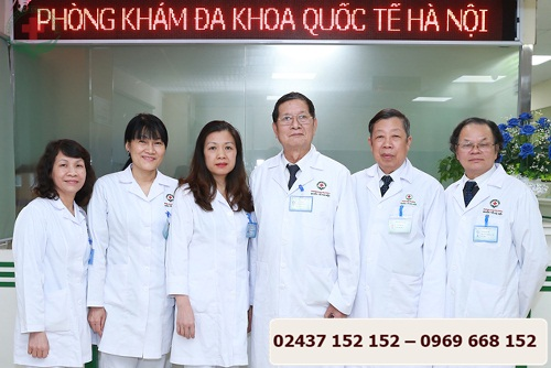 Đội ngũ bác sĩ giỏi